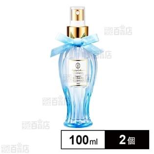 【2個セット】サボンサボン フレグランス ヘア&ボディミスト100ml/イノセントエコー