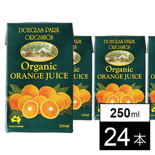 JAS有機 オレンジジュース 250ml