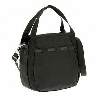 【Lesportsac】ハンドバッグ / LS-8056-5982 /カラー: BLACK SOLID
