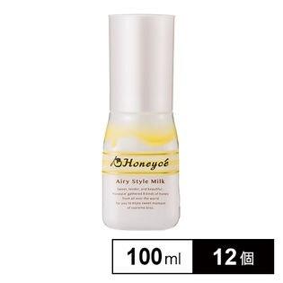 【12個】ハニーチェ エアリースタイルミルク(シトラスローズハニーの香り)