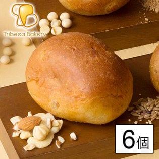 【東京】低糖質 5穀の大豆パン 6個入