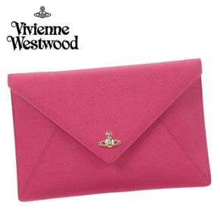 ヴィヴィアン ウエストウッド クラッチバッグ / 52040008 / ピンク