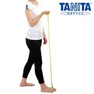 タニタ (TANITA)/タニタサイズ ソフトエキスパンダー ふつう (グリーン)/TS-954