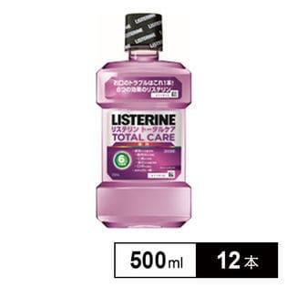 薬用リステリン トータルケア 500ml