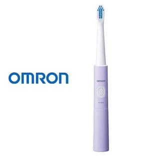 オムロン(OMRON)/音波式 電動歯ブラシ (パープル)/HT-B210-V
