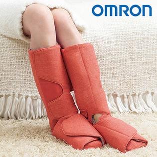 オムロン(OMRON)/エアマッサージャ (レッド)/HM-261-R