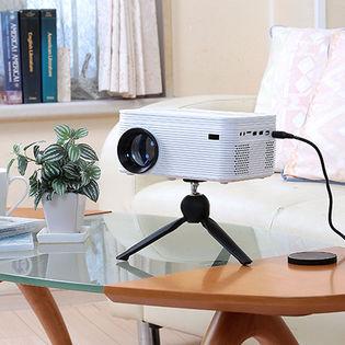 DVDプレイヤー 一体型 コンパクトプロジェクター (DVDプレーヤー内蔵型)