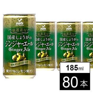 神戸居留地厳選素材国産しょうがのジンジャーエール缶