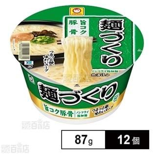 麺づくり 旨コク豚骨 87g×12個