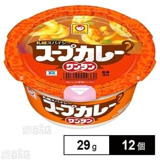 スープカレーワンタン 29g×12個