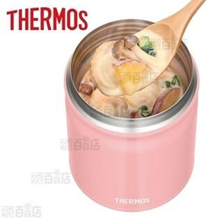 [ライトピンク/0.4L]サーモス(THERMOS)/真空断熱スープジャー/JBT-400-LP