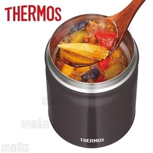 [ブラック/0.4L]サーモス(THERMOS)/真空断熱スープジャー/JBT-400-BK