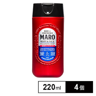 MARO 全身用クレンジングソープ ポータブル