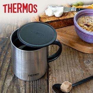 [350ml/ステンレス] サーモス(THERMOS)/真空断熱マグカップ/JDG-350(S)