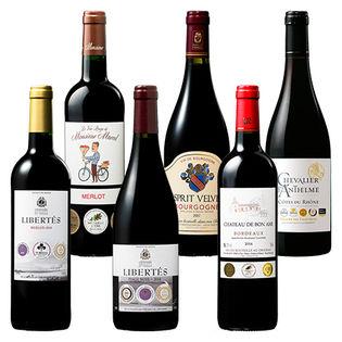 高評価ブルゴーニュ入!総受賞数18個 すべて金賞 豪華フランスワイン