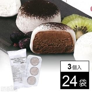 【24袋】大福アイス チョコ 40ml×3
