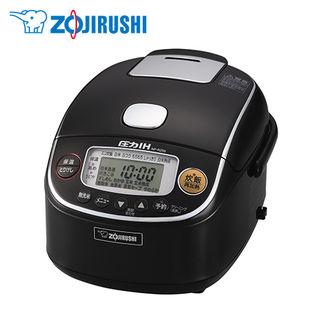 象印マホービン(ZOJIRUSHI)/圧力IH炊飯ジャー(3合)極め炊き/NP-RZ05-BA