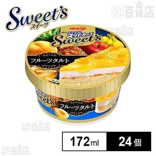 【24個】明治 エッセルスーパーカップ Sweet's フルーツタルト