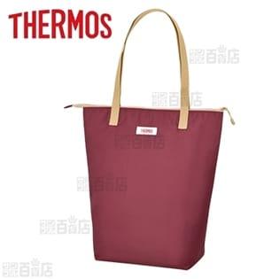 [レッド/12L] サーモス(THERMOS)/保冷ショッピングバッグ/REV-012-R