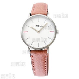 【FURLA】腕時計 レディース GIADA シルバー/ピンク