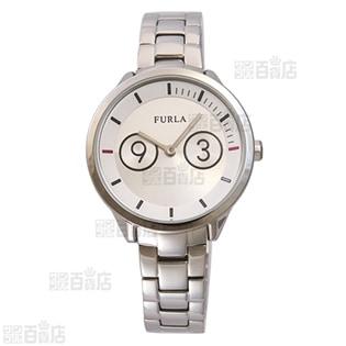 【FURLA】腕時計 レディース Metropolis シルバー