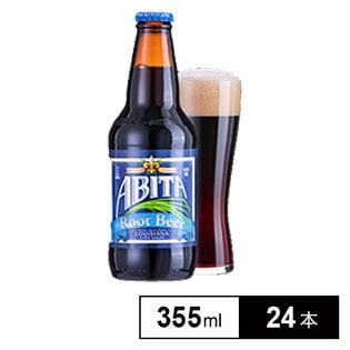 [24本]Abita ・ Root Beer(アビータ ・ ルートビアー) 355ml