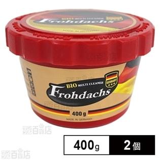 【2個】フロダックス バイオマルチクリーナー 400g