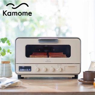 Kamome/スチームコンベクション オーブントースター (アイボリー)/K-CT1(IV)