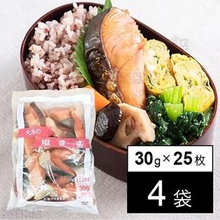 [4袋計3kg]塩ます 30g
