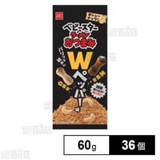おやつカンパニー ベビースターラーメン おつまみWペッパー味 60g