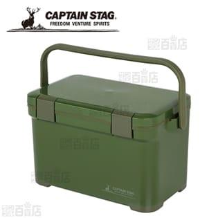 [オリーブ] キャプテンスタッグ/ジャングルクーラー20 (容量:約20L)/UE-85