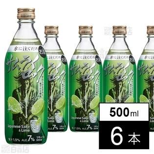 日本盛 サムライロック 500ml瓶