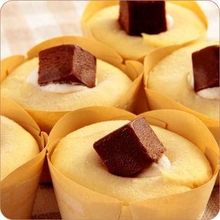 とろーりポテト(5個セット)(高級チョコレート入り)