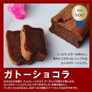 ガトーショコラ(チョコレートケーキ)お土産用(包装・手提げ袋付)