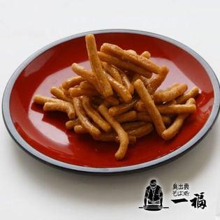 【10袋セット】一福そばかりんと5袋・七味あじ5袋(各130g)