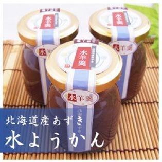 【6個】水羊羹 瓶入りの贅沢な味わい