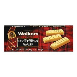 【2箱】ウォーカー Lパケットフィンガーショートブレッド #115 150g