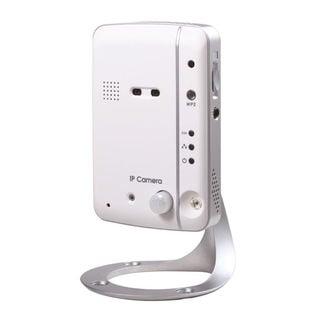 ソリッドカメラ 暗視・双方向音声機能対応100万画素IPカメラ Viewla IPC-06HD