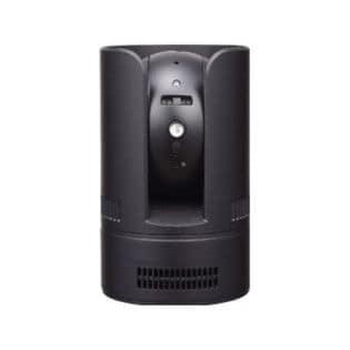ソリッドカメラ Viewla ワイドパン・チルトIPカメラ ハイビジョン/Wifi対応 IPC-08