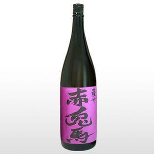 【1800ml】紫の赤兎馬 紅芋焼酎
