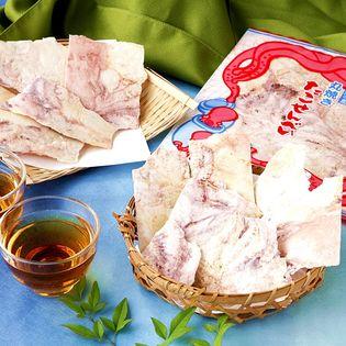 【1枚入×3袋】あさひ本店 江の島丸焼き たこせんべい