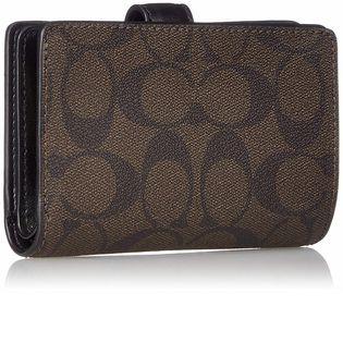 buy online d0406 27fb4 COACH 二つ折り財布 シグネチャー F23553 IMAA8 並行輸入品を ...