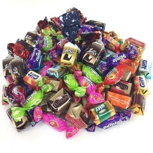 【計400g(3袋)クリスマスパッケージ】チョコレート&フルーツキャンディー