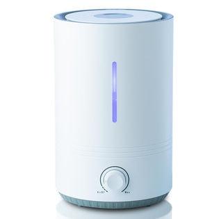 maxzen  ホワイト [超音波式加湿器 (木造和室8.5畳/プレハブ洋室14畳まで)