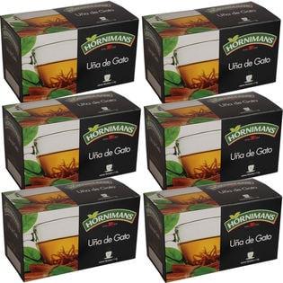 【6箱セット】キャッツクロー茶 ティーバック