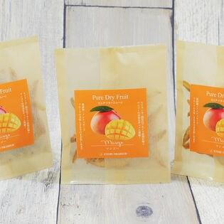 【18袋】ピュア・ドライフルーツ「マンゴー」