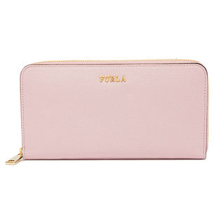 [CAMELIA e]FURLA BABYLON XL ZIP AROUND WALLET