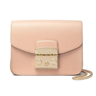 [MOONSTONE]【FURLA】METROPOLIS MINI CROSSBODY