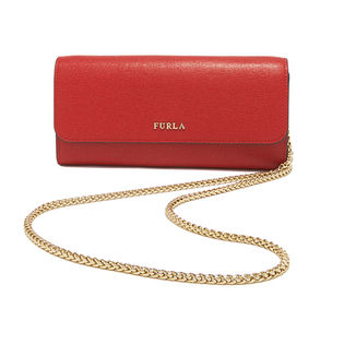 [RUBY]【FURLA】BABYLON XL CHAIN WALLET