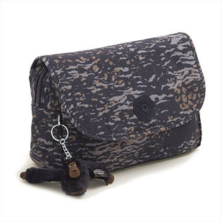 [Water Camo]Kipling ポーチ/DOLORES